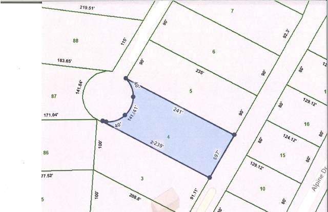Lot 4 Honeysuckle Lane, Sevierville, TN 37876 (#1151500) :: Billy Houston Group
