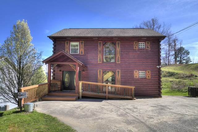 1143 Upper Alpine Way Unit 3, Gatlinburg, TN 37738 (#1151522) :: Shannon Foster Boline Group