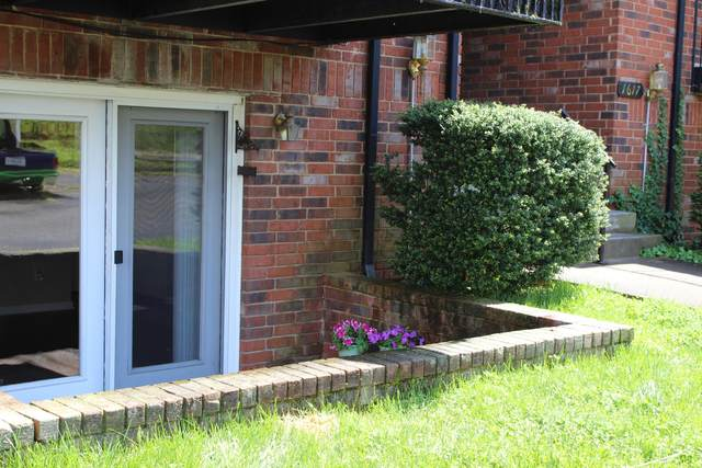 1617 Woodrow Drive #501, Knoxville, TN 37918 (#1151550) :: Tennessee Elite Realty