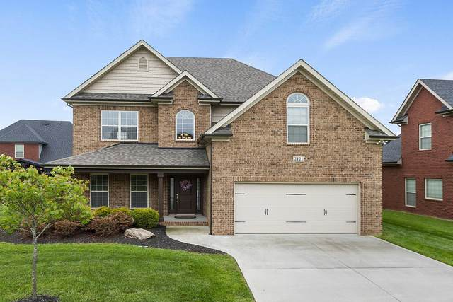 2121 Muddy Creek Lane, Knoxville, TN 37932 (#1151575) :: The Cook Team
