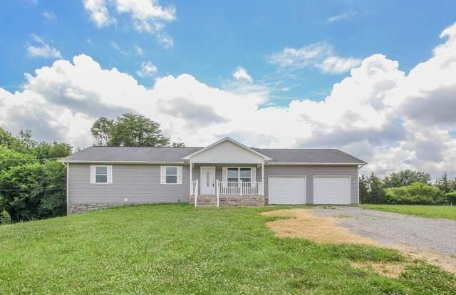 634 Cyrus Way, Maryville, TN 37801 (#1151576) :: Realty Executives Associates