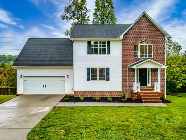 3825 Hillside Terrace Lane, Knoxville, TN 37924 (#1151601) :: Catrina Foster Group