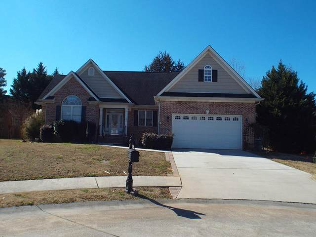 291 NW Hunters Trace Nw, Cleveland, TN 37312 (#1151635) :: Cindy Kraus Group | Realty Executives Associates