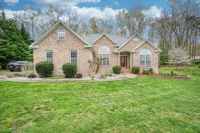 233 Dove Drive, Crossville, TN 38555 (#1151792) :: JET Real Estate