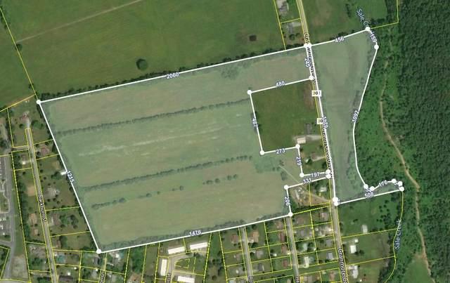 54.5ac Cranmore Cove Rd, Dayton, TN 37321 (#1151829) :: Realty Executives Associates
