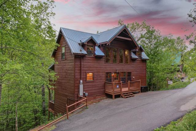 2129 Beach Front Drive, Sevierville, TN 37876 (#1151893) :: Catrina Foster Group