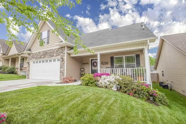 1707 Cove Oak Lane, Knoxville, TN 37909 (#1151963) :: Adam Wilson Realty