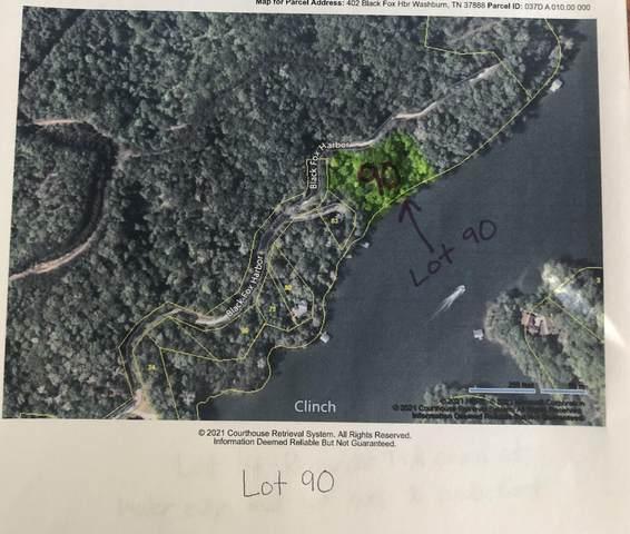 Lot 90 Black Fox Harbor Rd, Maynardville, TN 37807 (#1151981) :: Realty Executives Associates