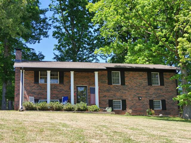 414 Burns Lane, Seymour, TN 37865 (#1152017) :: Adam Wilson Realty