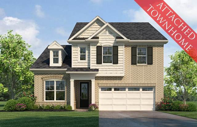 Lot 8 Gecko Drive, Knoxville, TN 37932 (#1152091) :: Billy Houston Group