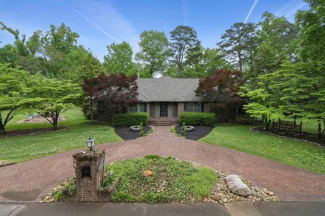 6625 Ridgerock Lane, Knoxville, TN 37909 (#1152106) :: Realty Executives Associates