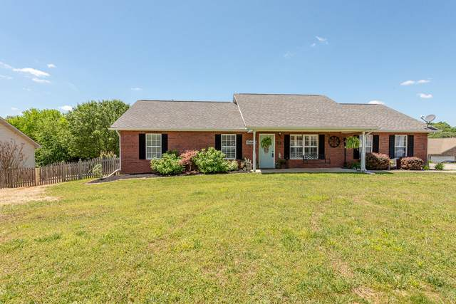 921 Willow Creek Circle, Maryville, TN 37804 (#1152108) :: The Cook Team