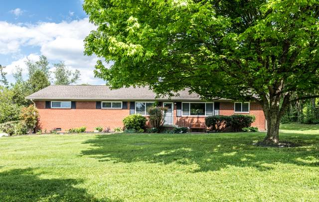 606 NW Wesley Rd, Knoxville, TN 37909 (#1152119) :: A+ Team