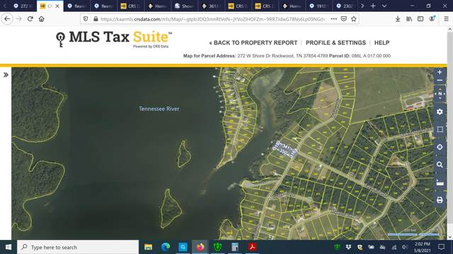 272 W Shore Drive, Rockwood, TN 37854 (#1152129) :: Cindy Kraus Group | Realty Executives Associates
