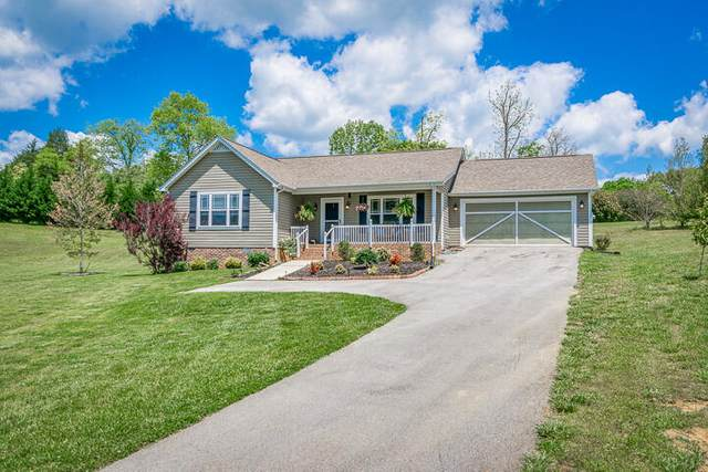390 Honeysuckle Lane, Sparta, TN 38583 (#1152203) :: Billy Houston Group