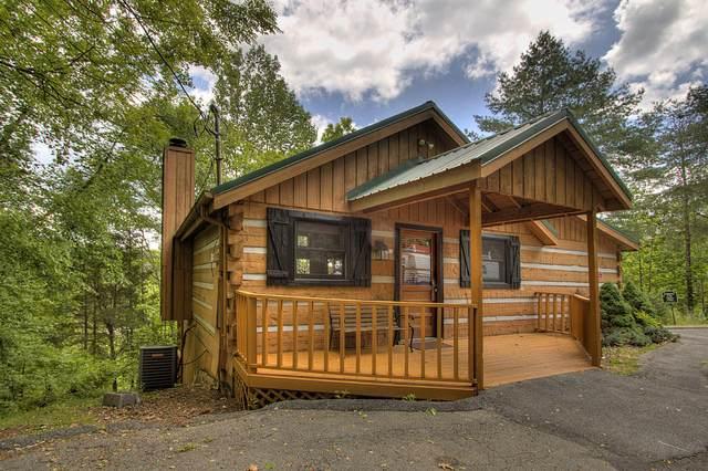 1708 Ridgecrest Drive, Sevierville, TN 37876 (#1152221) :: JET Real Estate