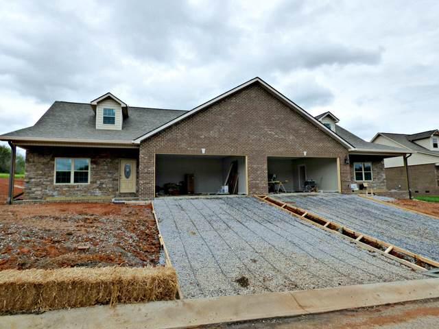 3026 Villas Creekside Drive, Dandridge, TN 37725 (#1152222) :: Catrina Foster Group