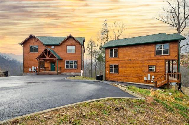1127 Greenbriar Village Lane, Gatlinburg, TN 37738 (#1152276) :: Tennessee Elite Realty
