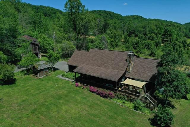 124 Peak Lane, Clinton, TN 37716 (#1152321) :: Cindy Kraus Group | Realty Executives Associates