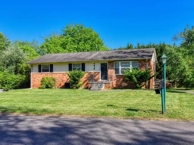 7416 Bennington Drive, Knoxville, TN 37909 (MLS #1152331) :: Austin Sizemore Team