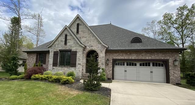 123 Forest View Drive, Fairfield Glade, TN 38558 (MLS #1152333) :: Austin Sizemore Team