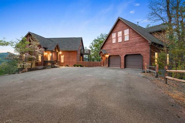 1971 Trace Way, Sevierville, TN 37862 (#1152355) :: Billy Houston Group