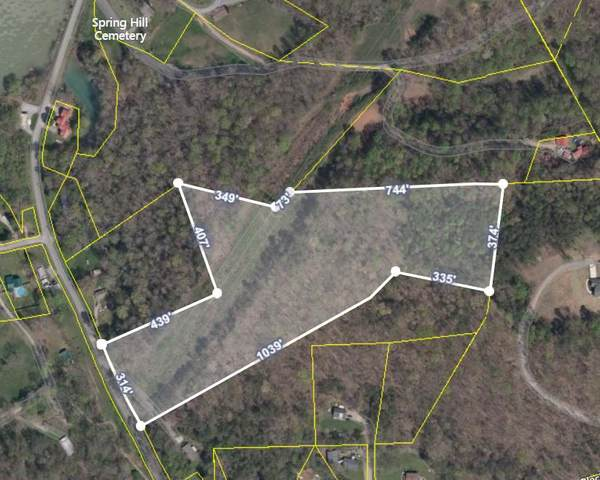 Mehaffey Rd, Powell, TN 37849 (#1152387) :: Catrina Foster Group
