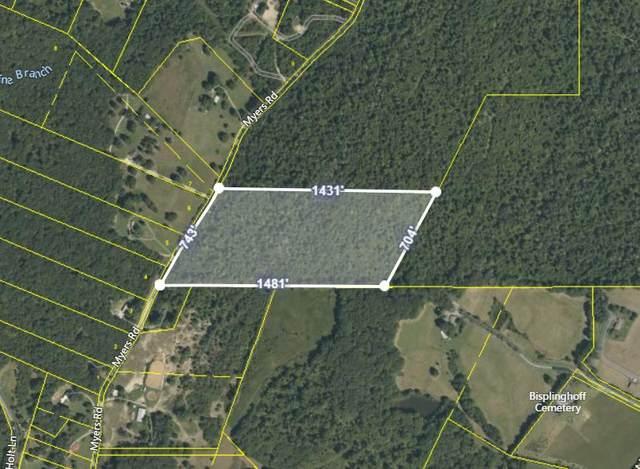 Myers Rd, Kingston, TN 37763 (#1152389) :: Catrina Foster Group