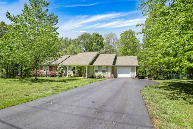 127 Hickory Lane, Sparta, TN 38583 (#1152395) :: Catrina Foster Group