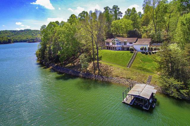 620 Little Fawn Lane, LaFollette, TN 37766 (#1152410) :: Cindy Kraus Group | Realty Executives Associates
