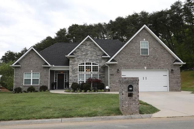 648 Berrywood Drive, Maryville, TN 37801 (#1152487) :: Realty Executives Associates