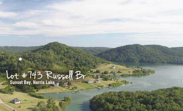 Lot 743 Russell Brothers Rd, Sharps Chapel, TN 37866 (#1152600) :: Realty Executives Associates