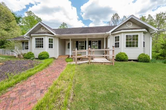 140 Dixie Way, Maryville, TN 37803 (#1152632) :: Adam Wilson Realty