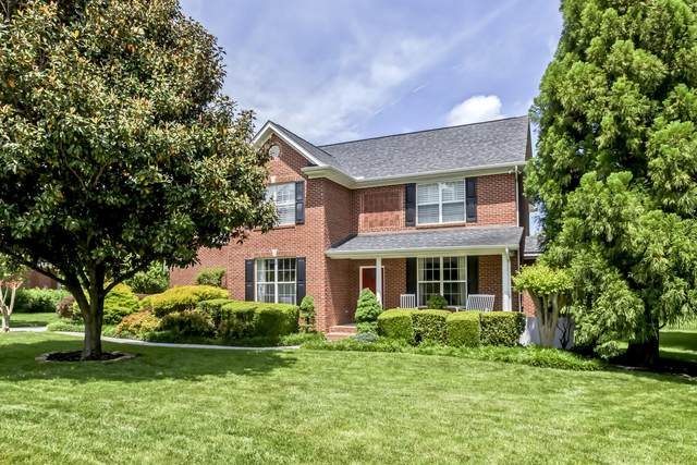 12607 Hickoryborough Lane, Knoxville, TN 37922 (#1152667) :: Realty Executives Associates