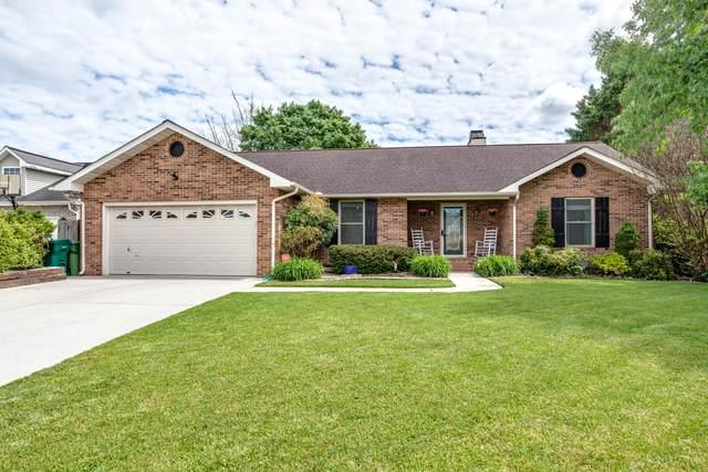 1811 Ridge Creek Lane, Knoxville, TN 37938 (#1152675) :: Adam Wilson Realty