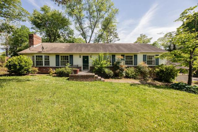 6700 Stone Mill Drive, Knoxville, TN 37919 (#1152689) :: Adam Wilson Realty