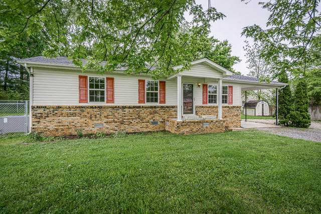 100 Thompson Lane, Cookeville, TN 38506 (#1152692) :: Adam Wilson Realty