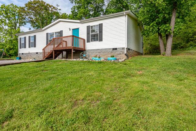 254 S Long Hollow Rd, Maryville, TN 37801 (#1152696) :: Adam Wilson Realty