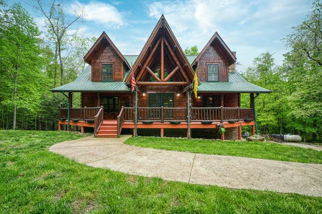 255 Bluff View Ln, Spencer, TN 38585 (#1152713) :: Billy Houston Group