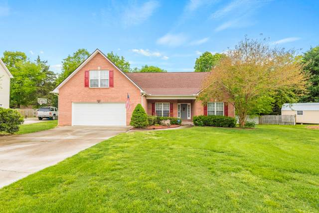 1821 Fleming Valley Lane, Knoxville, TN 37938 (#1152754) :: Billy Houston Group
