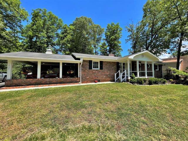 1444 Golf Course Rd, Newport, TN 37821 (#1152776) :: Cindy Kraus Group   Realty Executives Associates
