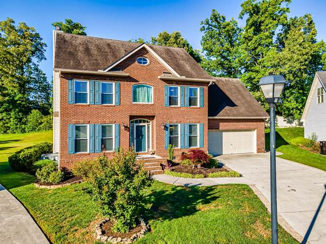 10349 Saint Regence Lane, Knoxville, TN 37922 (#1152794) :: Cindy Kraus Group | Realty Executives Associates