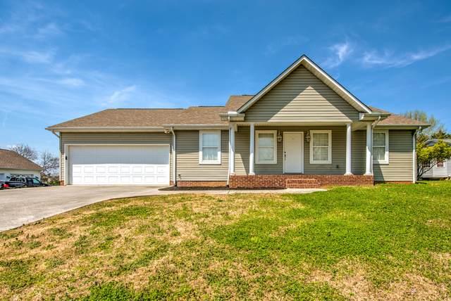 4167 Pea Ridge Rd, Maryville, TN 37804 (#1152960) :: Billy Houston Group