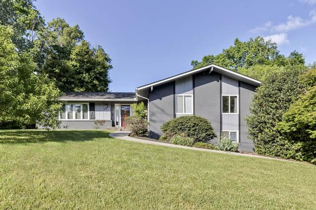 511 Echo Valley Rd, Knoxville, TN 37923 (#1152968) :: Billy Houston Group