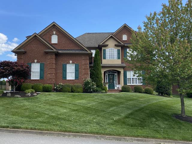 12624 Hunters Creek Lane, Knoxville, TN 37922 (#1152973) :: Realty Executives Associates Main Street