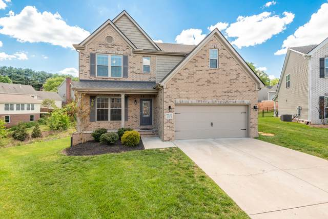 8631 Oxford Drive, Knoxville, TN 37922 (#1152986) :: Billy Houston Group