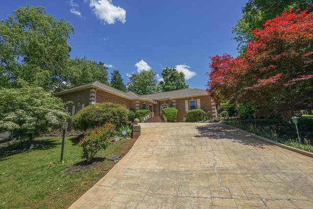 1040 Saint Johns Drive, Maryville, TN 37801 (#1153046) :: Realty Executives Associates Main Street