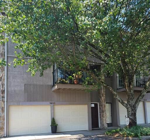 1958 Cherokee Bluff Drive, Knoxville, TN 37920 (#1153069) :: Billy Houston Group
