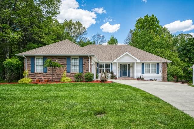 14 Brooks Lane, Crossville, TN 38558 (#1153121) :: Realty Executives Associates Main Street