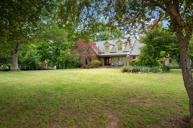 1005 S Briarcliff Circle, Maryville, TN 37803 (#1153126) :: Shannon Foster Boline Group
